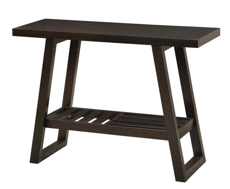 701869 Sofa Table - Cappuccino