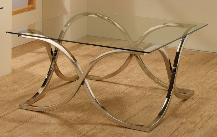 701918 Coffee Table - Chrome