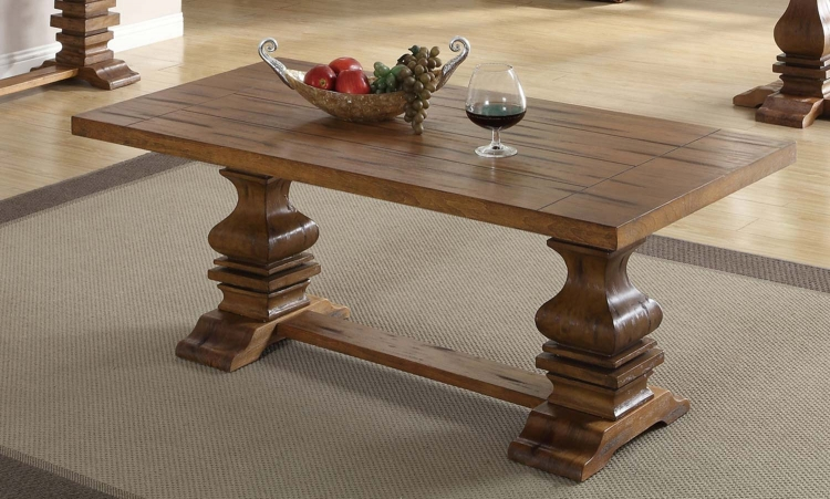 701948 Coffee Table - Oak