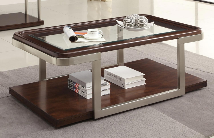 701998 Coffee Table - Cappuccino