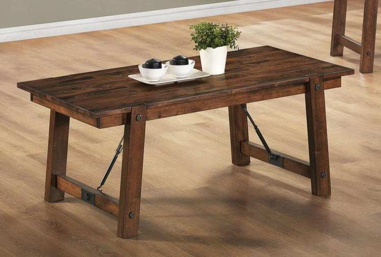 702108 Coffee Table - Walnut