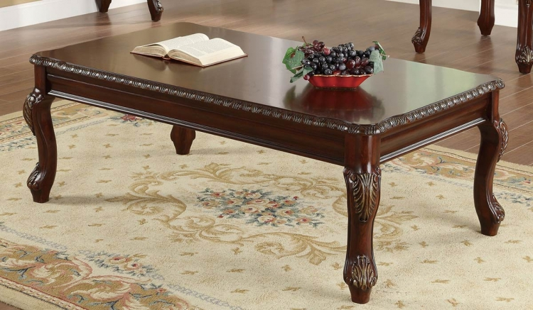 702298 Coffee Table - Cherry