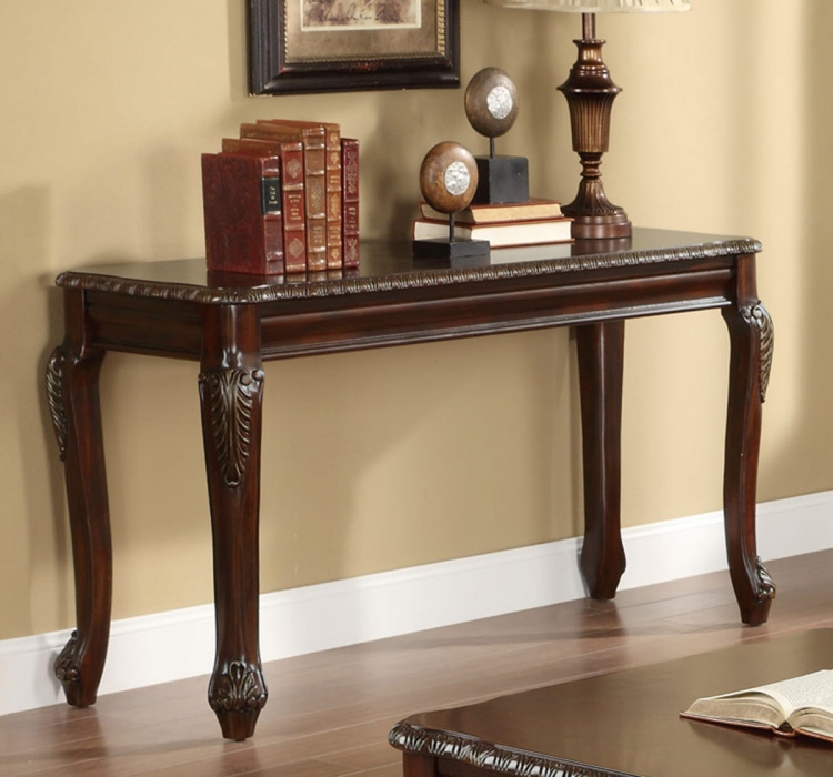 702299 Sofa Table - Cherry
