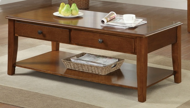 702388 Coffee Table - Cherry