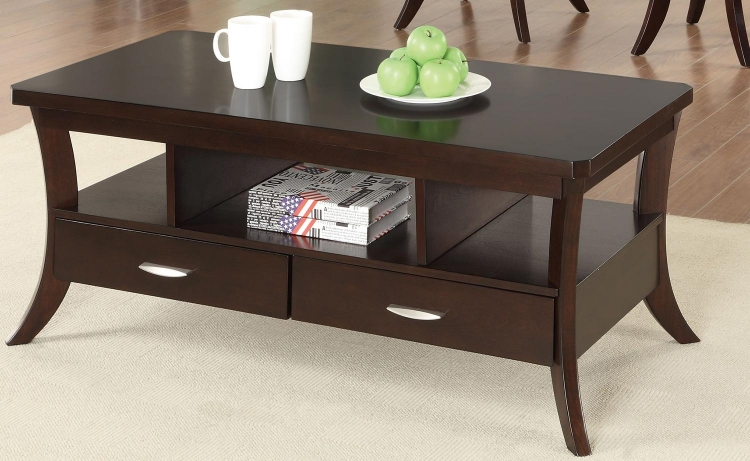 702508 Coffee Table - Espresso