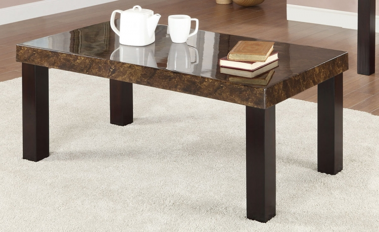 702858 Coffee Table - Cappuccino