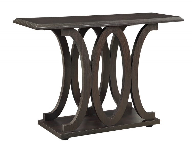 703149 Sofa Table - Cappuccino