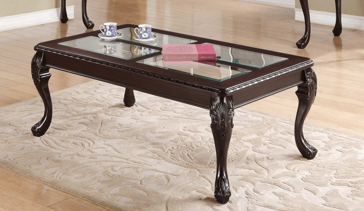 703398 Coffee Table - Cappuccino