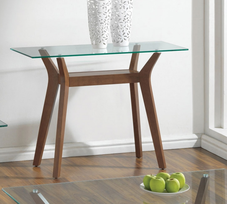 704169 Sofa Table - Nutmeg