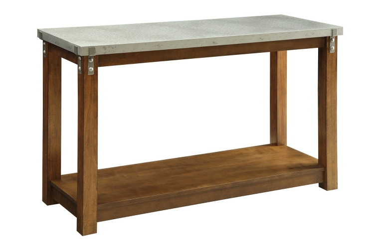 704549 Sofa Table - Amber
