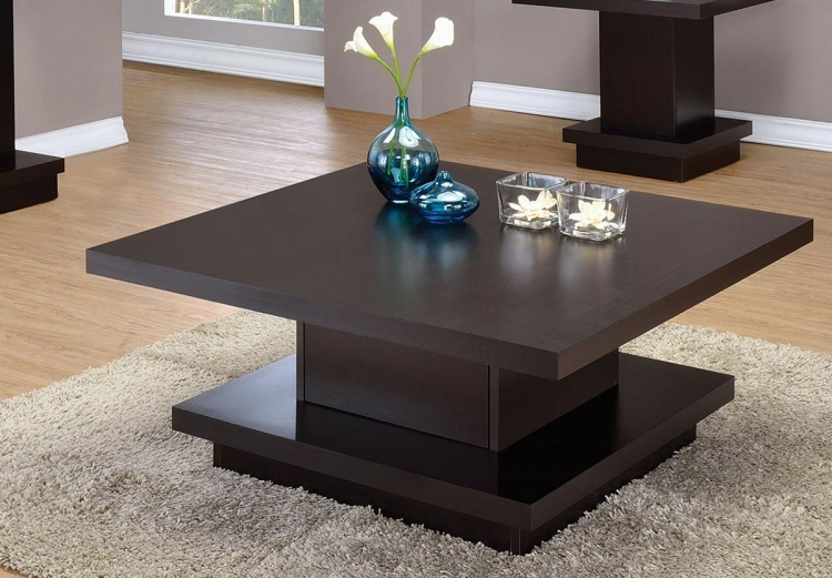 705168 Coffee Table - Cappuccino