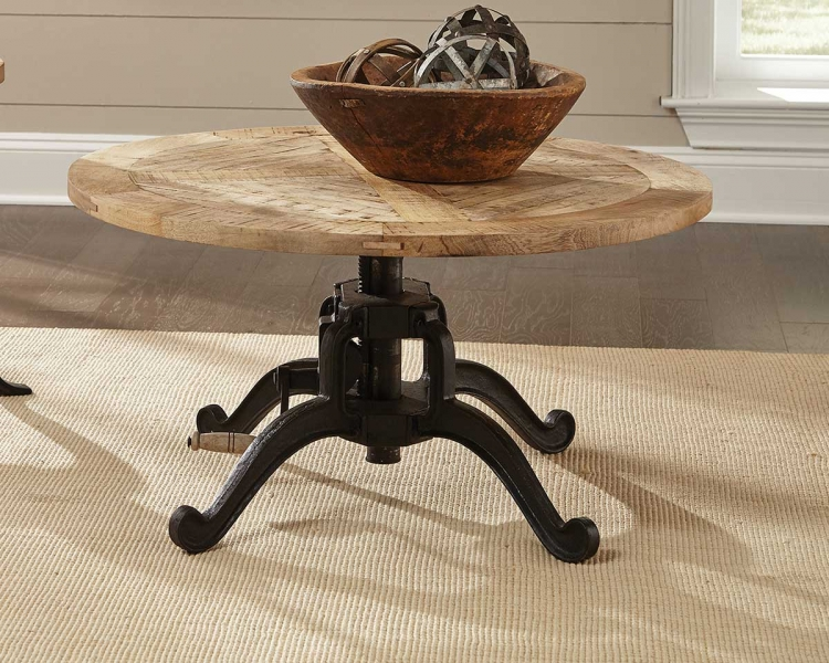 Brownswood Coffee Table - Natural Wood