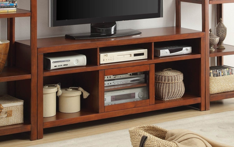 720131 TV Console - Cinnamon