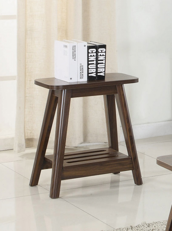 720556 Accent Table - Chestnut