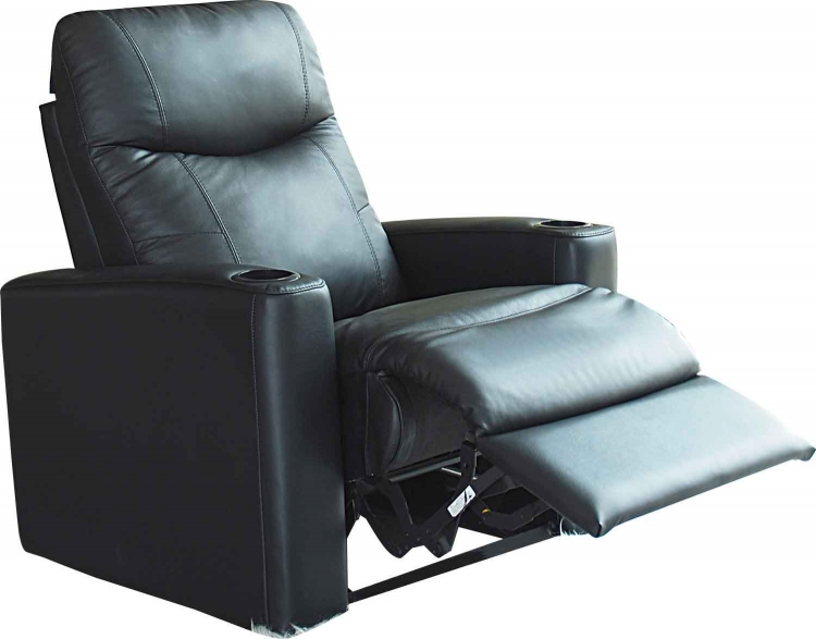 Director's Leather Theater Recliner