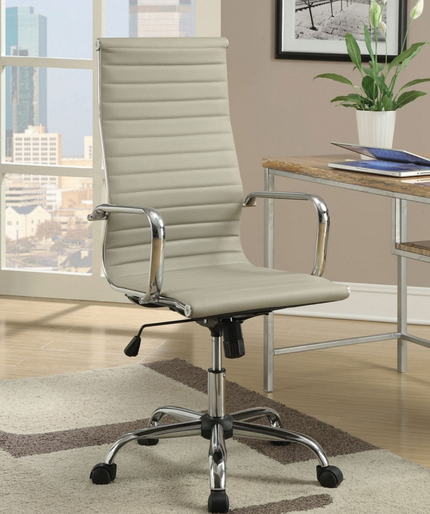 800176 Office Chair - Taupe