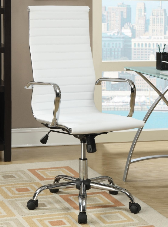 800177 Office Chair - White