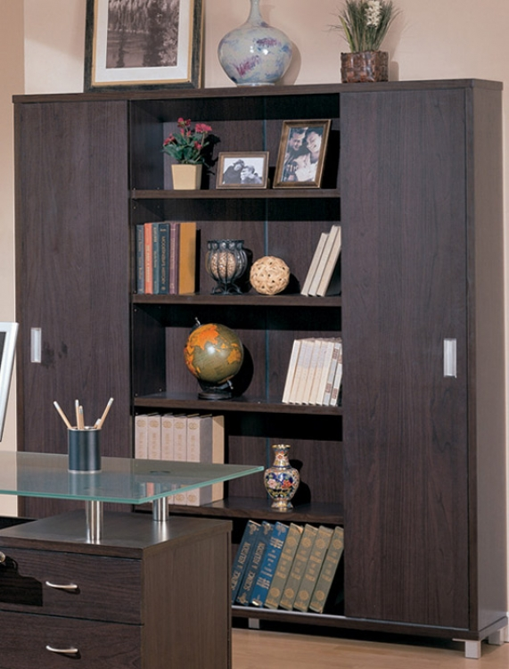Decarie Bookcase