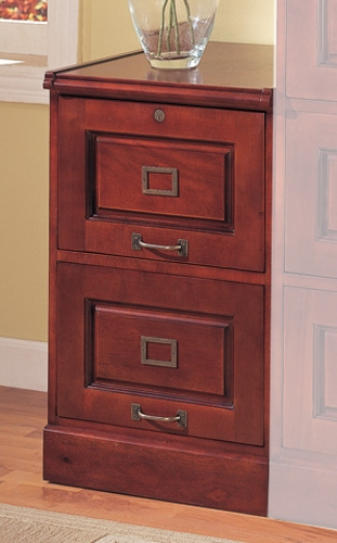 800304 Two Drawer File Cabinet - Coaster
