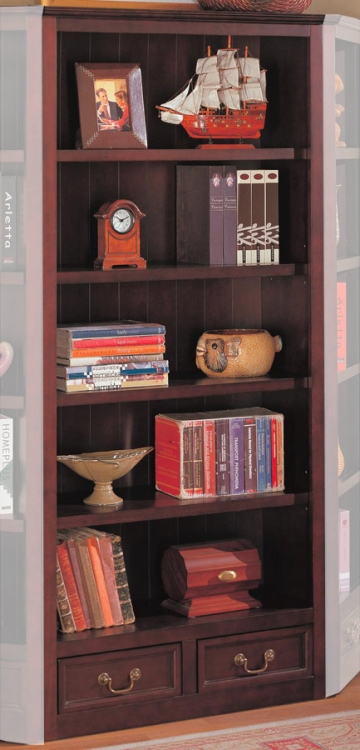 800375 Bookcase - Coaster
