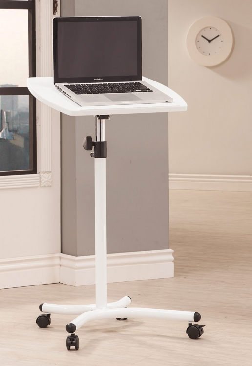 800484 Laptop Stand - White