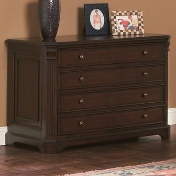 Cherry Valley File Cabinet - Coaster