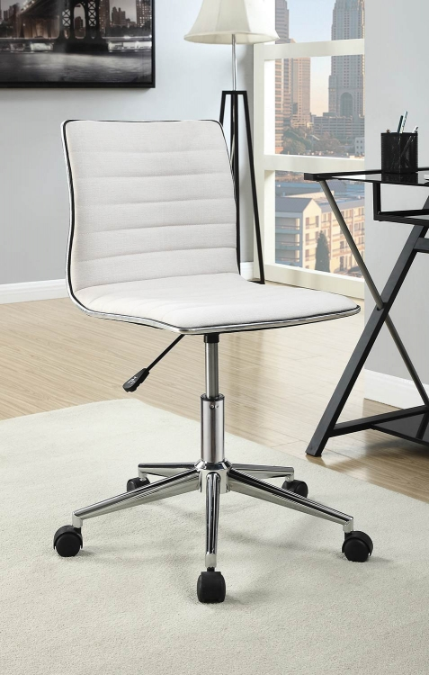 800726 Office Chair - White