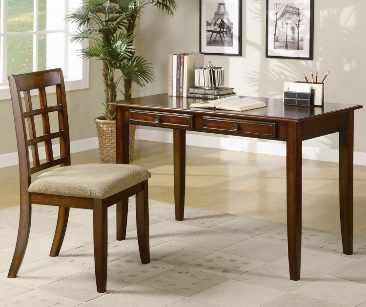 800778 Writing Table and Chair Set