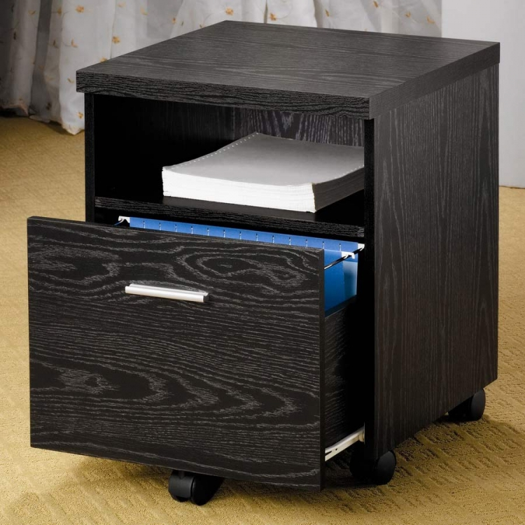 800825 Mobile File Cabinet - Coaster