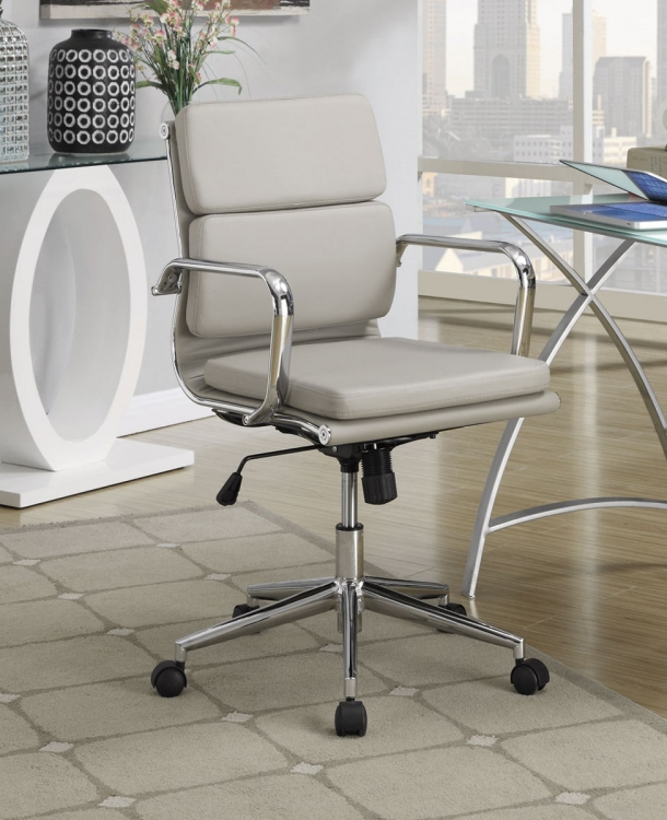 800828 Office Chair - Taupe