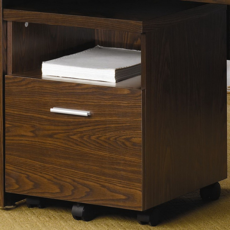 800835 Mobile File Cabinet - Coaster