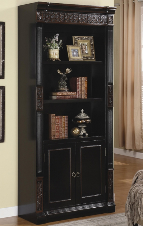 800923 Single Bookcase