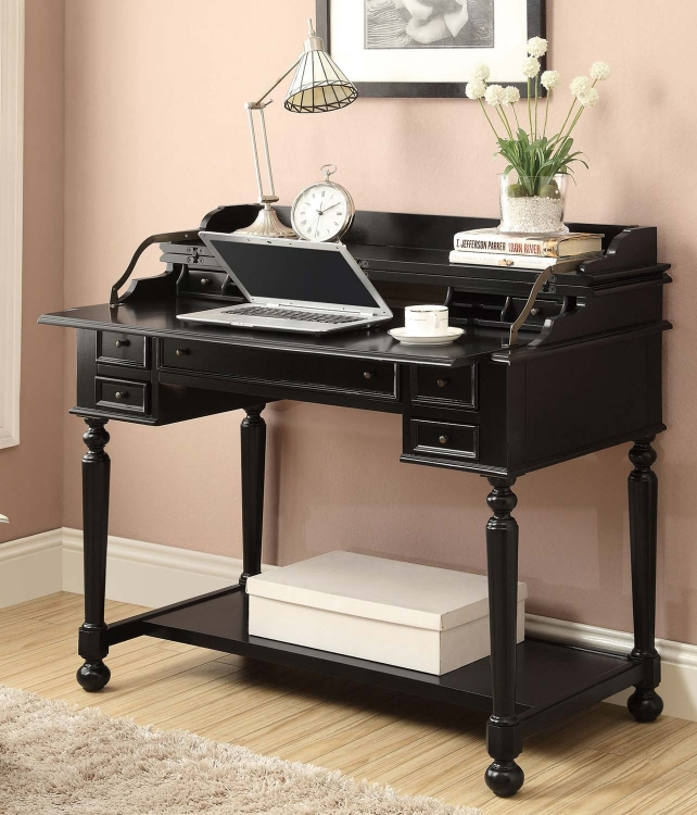 800994 Writing Desk - Black