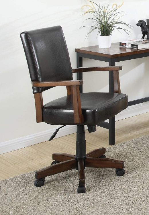 Marple Chair - Brown/Black