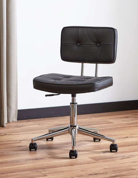 Deponte Office Chair - Burnished Cognac