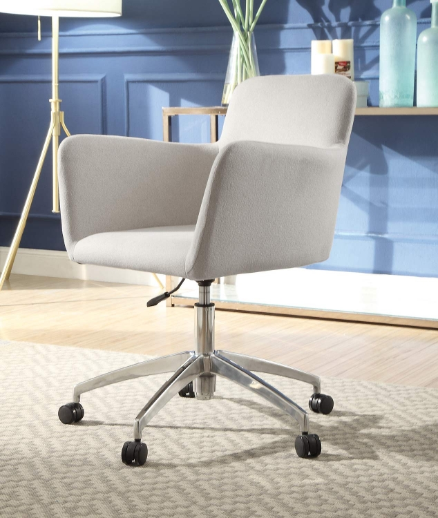 801529 Office Chair - Ivory