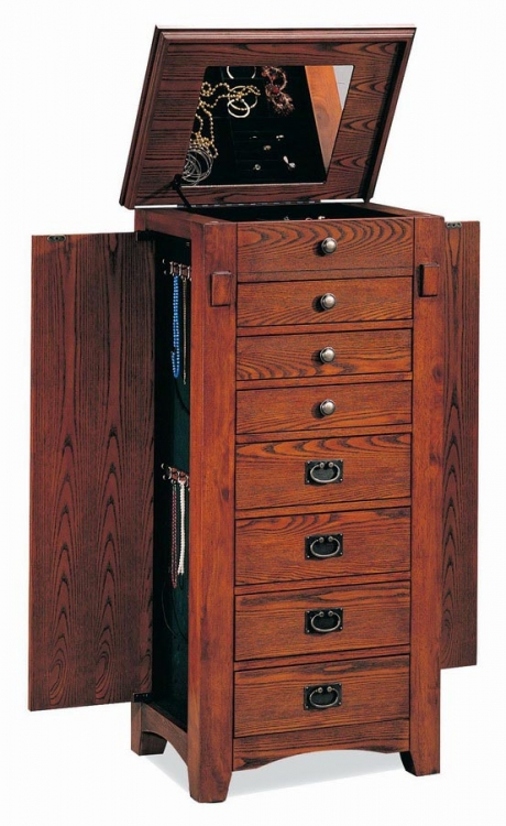 900045 Jewelry Armoire - Coaster