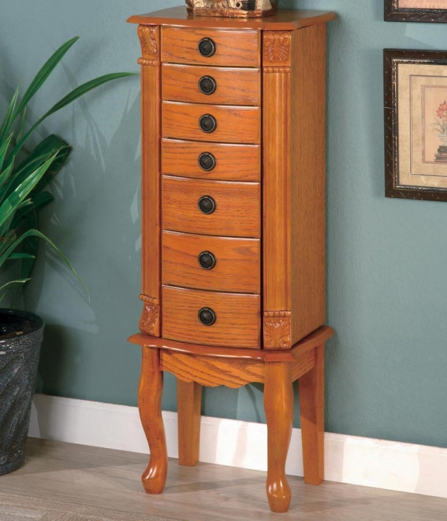 900135 Jewelry Armoire - Coaster