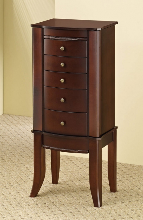 900142 Jewelry Armoire - Coaster