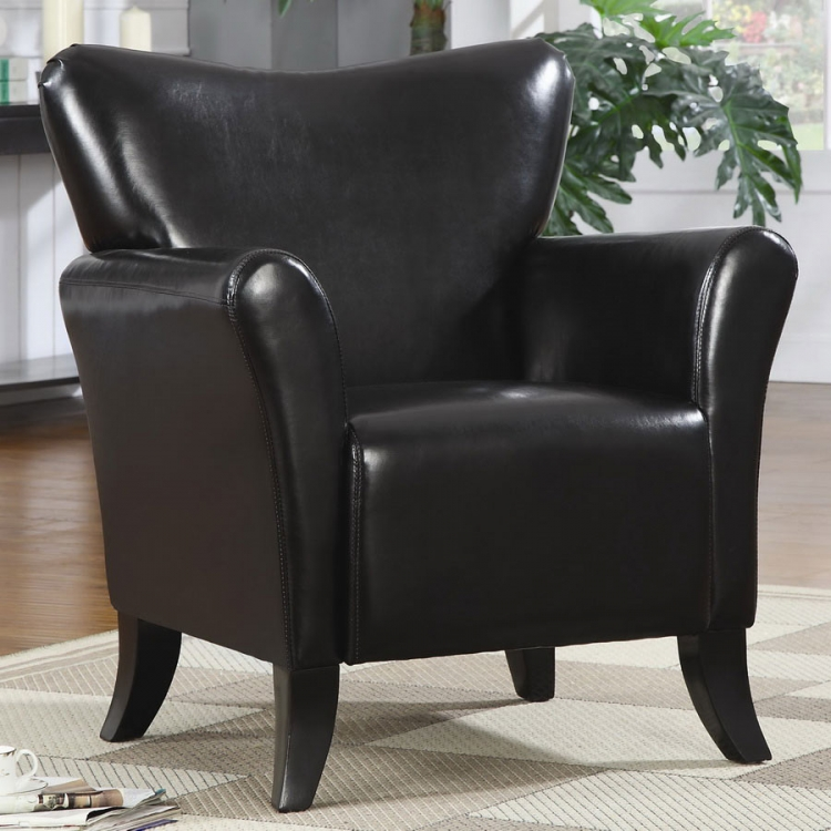 900253 Chair - Black - Coaster