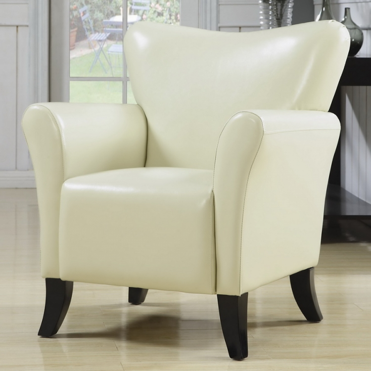 900255 Chair - Cream - Coaster