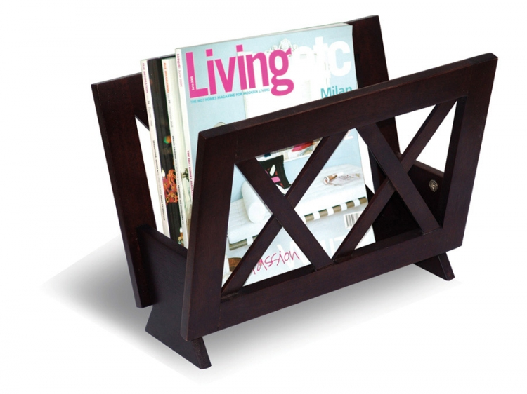 900359 Magazine Rack - Coaster