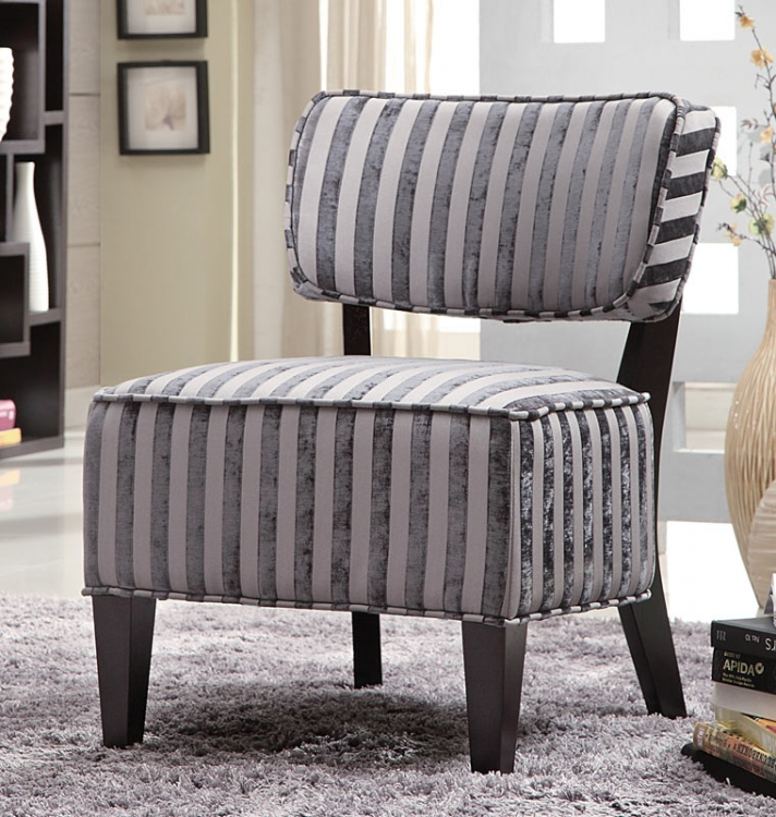 90042X Accent Chair - Grey