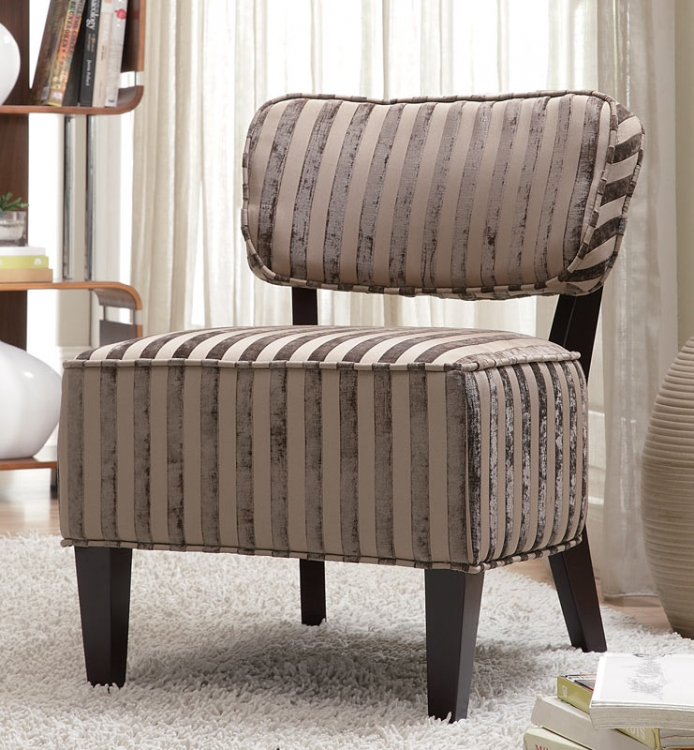 90042X Accent Chair - Beige - Coaster