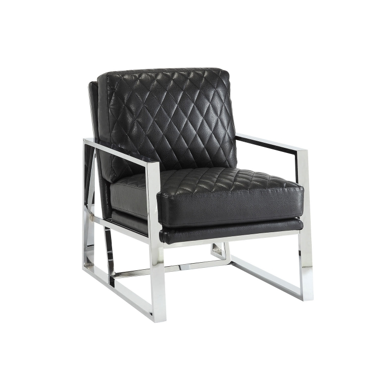 900622 Accent Chair - Black