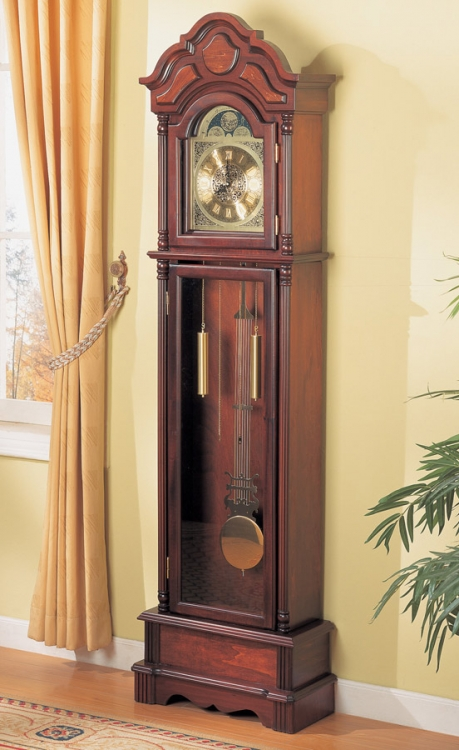 900749 Grandfather Clock - Coaster