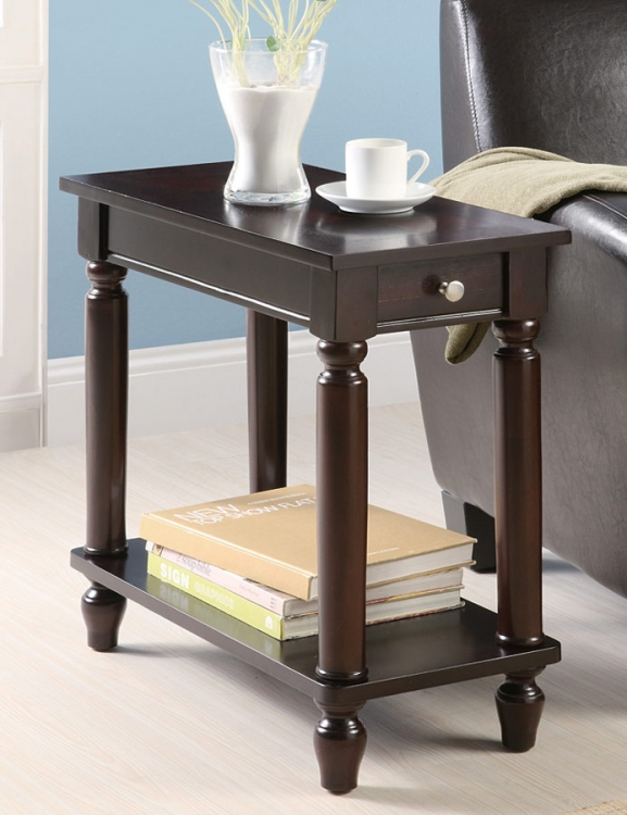 900972 Chairside Table - Coaster