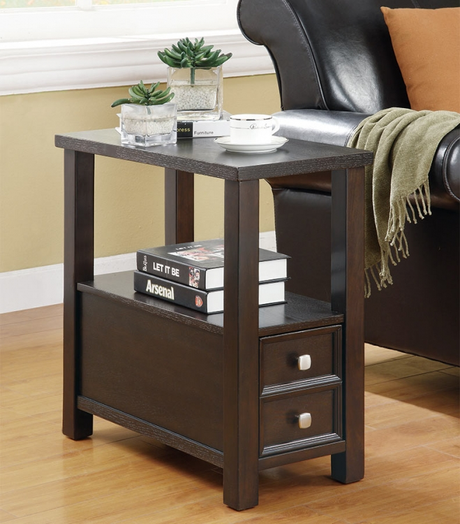 900992 Chairside Table - Coaster