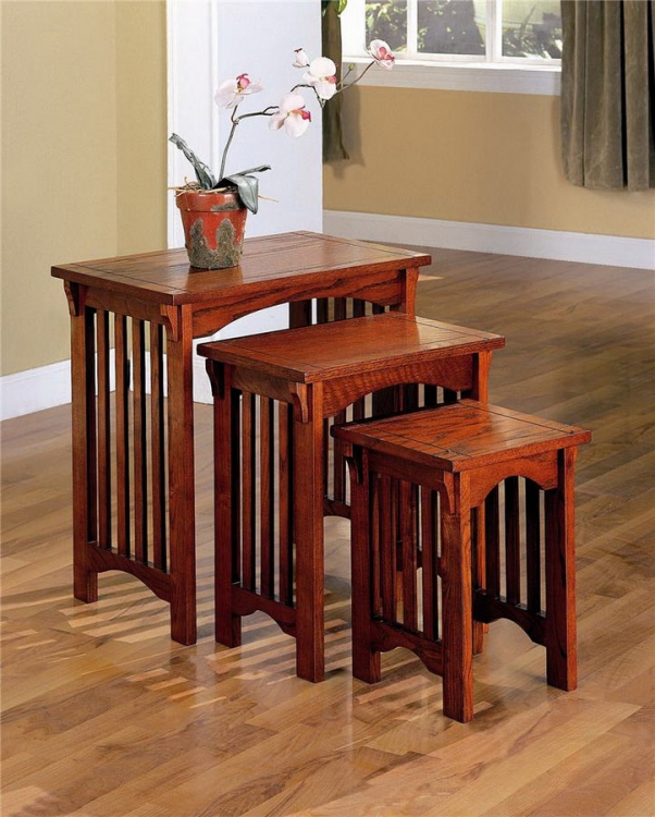 901049 Nesting Table - Coaster