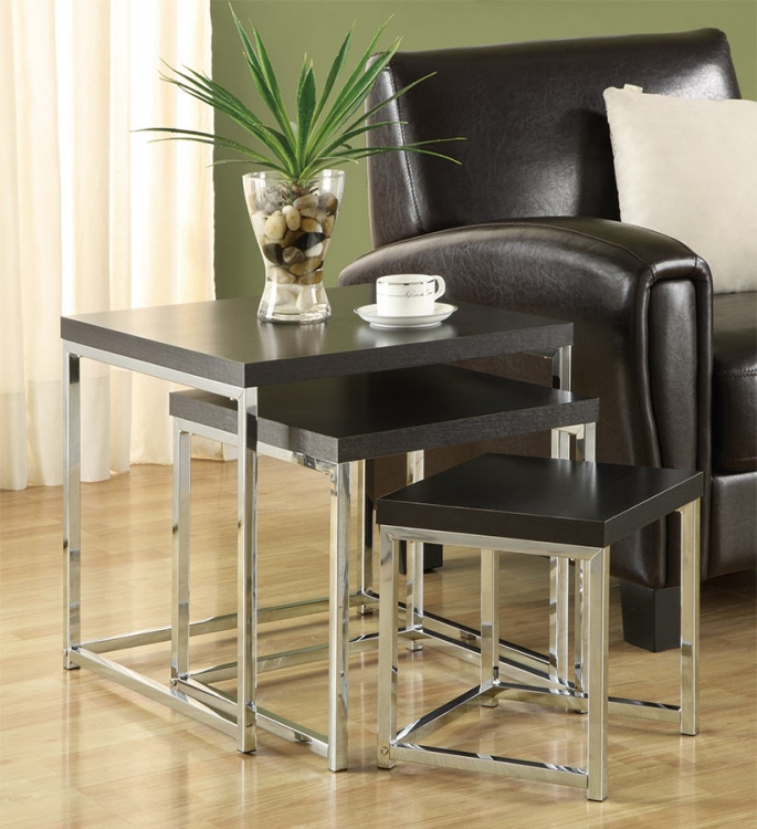 901063 3 Piece Nesting Tables - Coaster